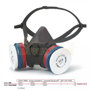 INSERTI AURICOLARI MONOUSO - MX7800